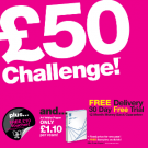 £50 Challenge