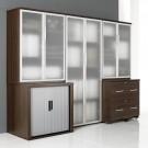 Designer Storage Wall