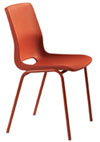RBM Noor chair red