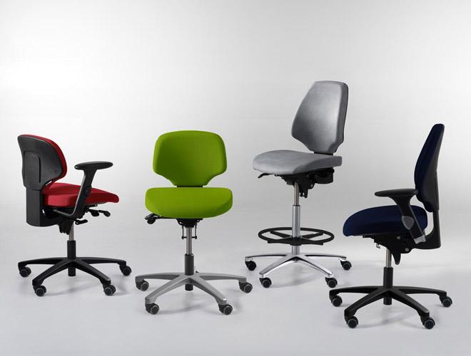 RH Active office chair range