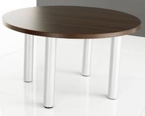 Circular With Tubular Legs 600x400 £211