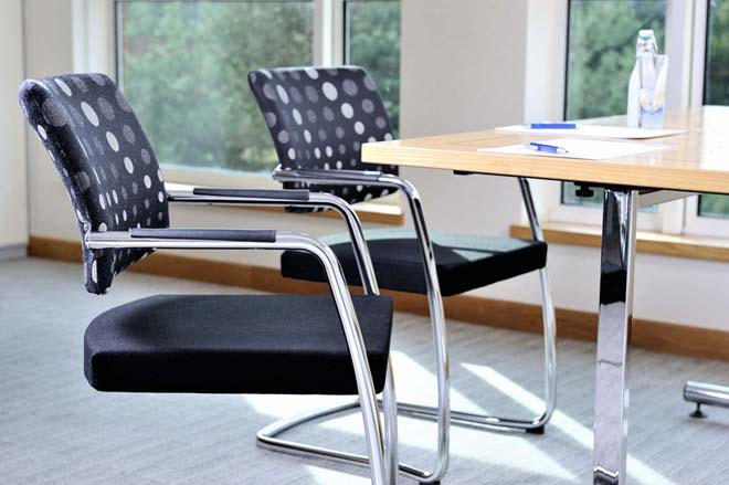 Panache meeting conference chair black