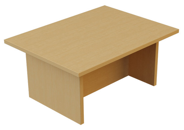 Rectangular Coffee Table 800 x 600 x 400 £143