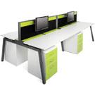 Bench system desk