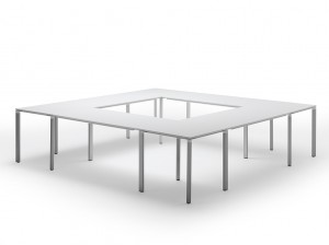 MeetU meeting table