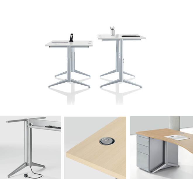 Pure Evolution desk options