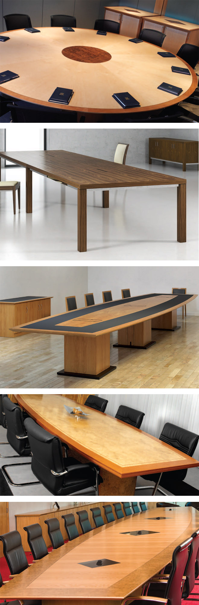 board tables made to measure