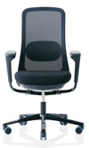 HAG SoFi 7500 Mesh Chair Black