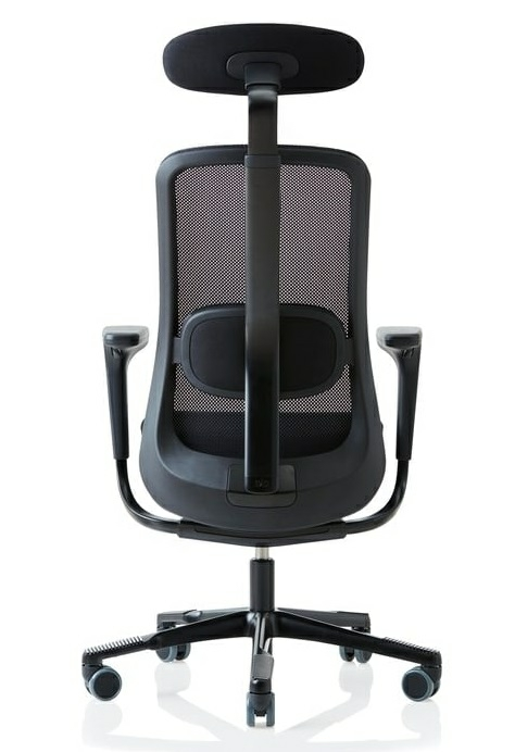 Optional headrest sofi mesh