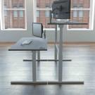 Rise Rectangular Desk