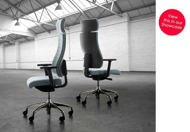 Verco Vibe Chair plastic back