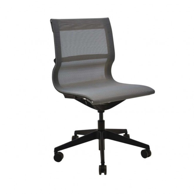 Home Office Mesh Chair Grey